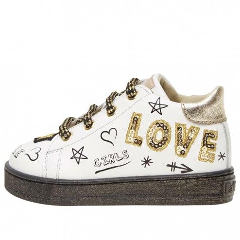 FALCOTTO PETE - sneakers - bianco