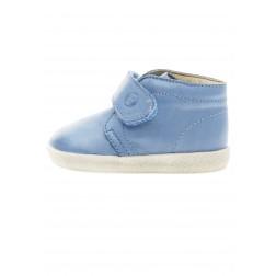 FALCOTTO 1216 VL - Leather shoes - Denim blue