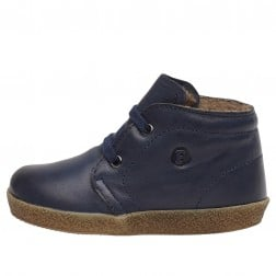 FALCOTTO CONTE - Leather lace-ups - Blue