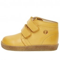 FALCOTTO CONTE 2VL - Leather sneakers - pumpkin orange