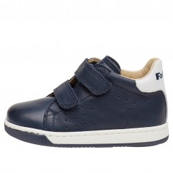 FALCOTTO ADAM VL - Leather sneakers - Navy Blue