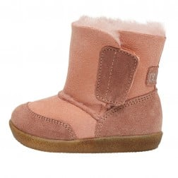 FALCOTTO CARL - boots - antique rose
