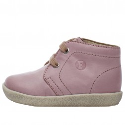 FALCOTTO CONTE - Leather lace-ups - Pink