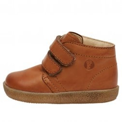FALCOTTO CONTE 2VL - Leather shoes - Cognac
