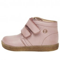 FALCOTTO CONTE 2VL - Leather sneakers - antique pink