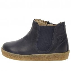 FALCOTTO CALVIN - ankle boots - blue