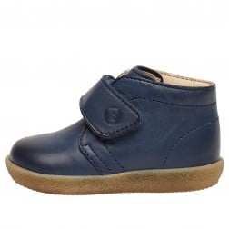 FALCOTTO CONTE VL - Leather shoes - Navy Blue