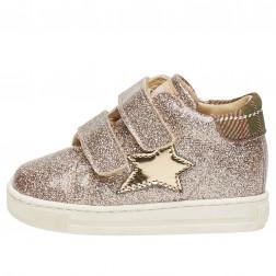 FALCOTTO SASHA VL - Leather sneakers - Platinum