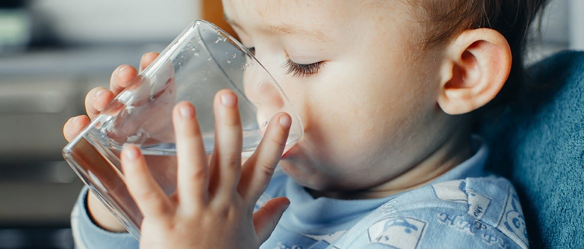 What should you do if your kids just won't drink enough water