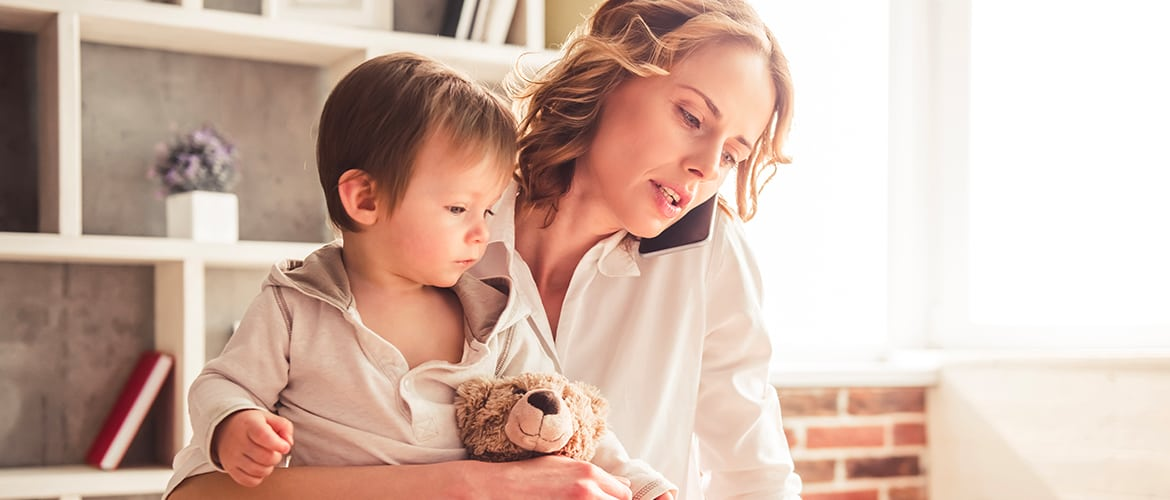 WORKING FROM HOME: 5 STEPS TO JUGGLE CHILDCARE AND WORK IN YOUR NEW NORMAL