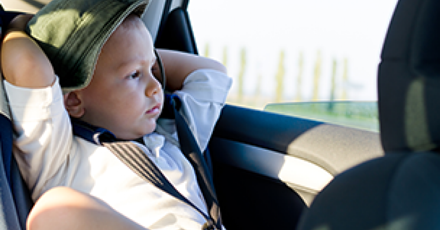 Taking a long trip with your children: what to do for a problem free journey.