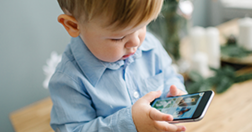 Coming to terms with digital natives and tech-savvy toddlers