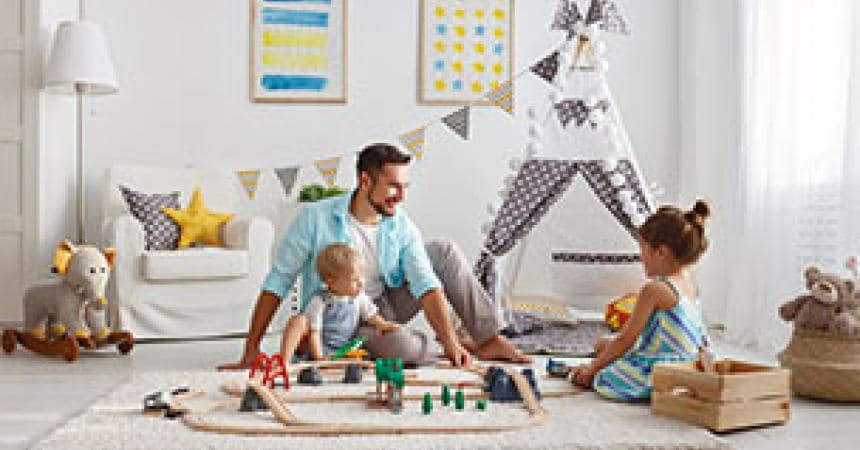 Let's play together! Rules for adults who want to play with (and like) their children!