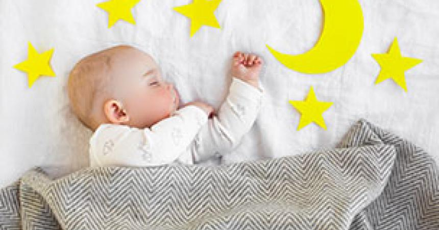 Children and sleep: how does the way they sleep change in their first 3 years of life?