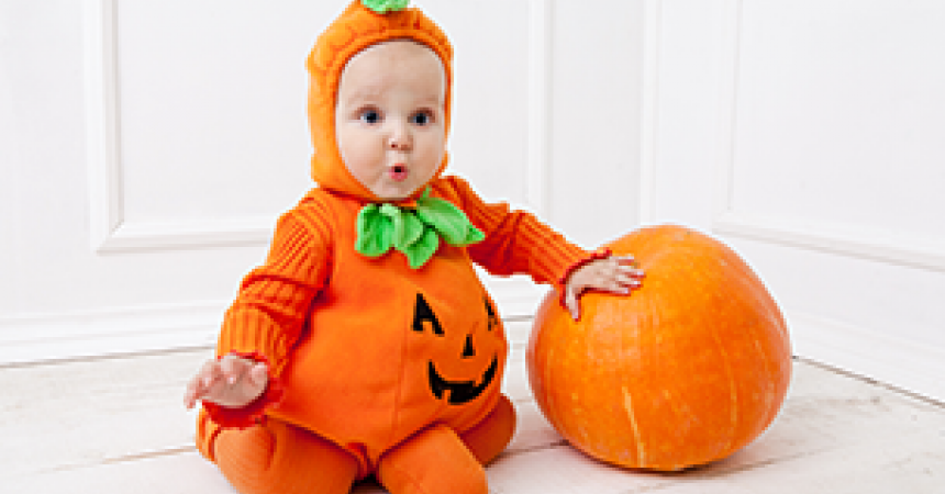 Mum stories: Halloween: sweets, costumes and much more for the under-5s!