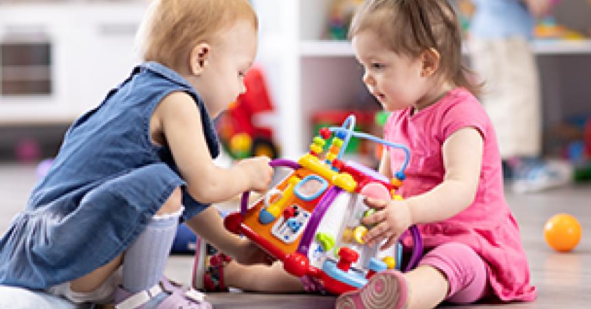TEACHING CHILDREN TO CONTROL JEALOUSY
