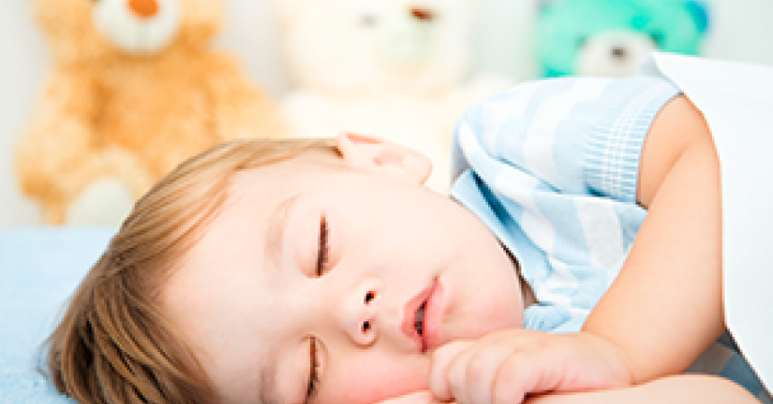 Helping your kids to sleep better