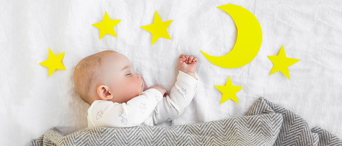Children and sleep: how does the way they sleep change in their first 3 years of life