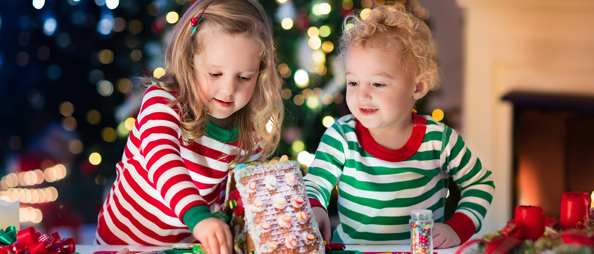Buying Christmas decorations? No thanks: 5 ideas to show you how your children can help to be the creators of their own Christmas