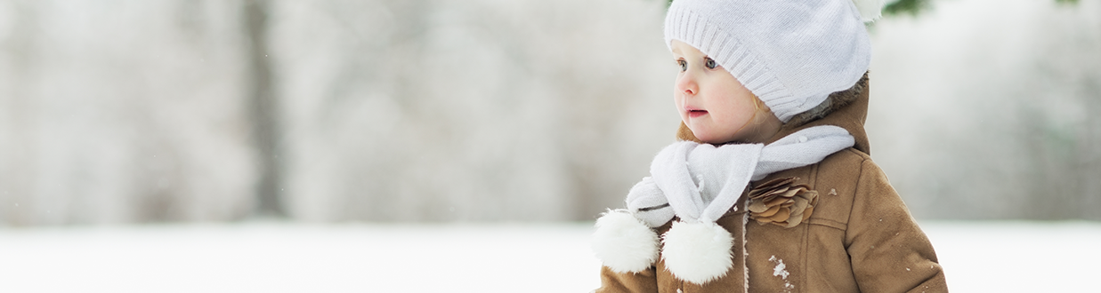 How to protect your children when temperatures drop