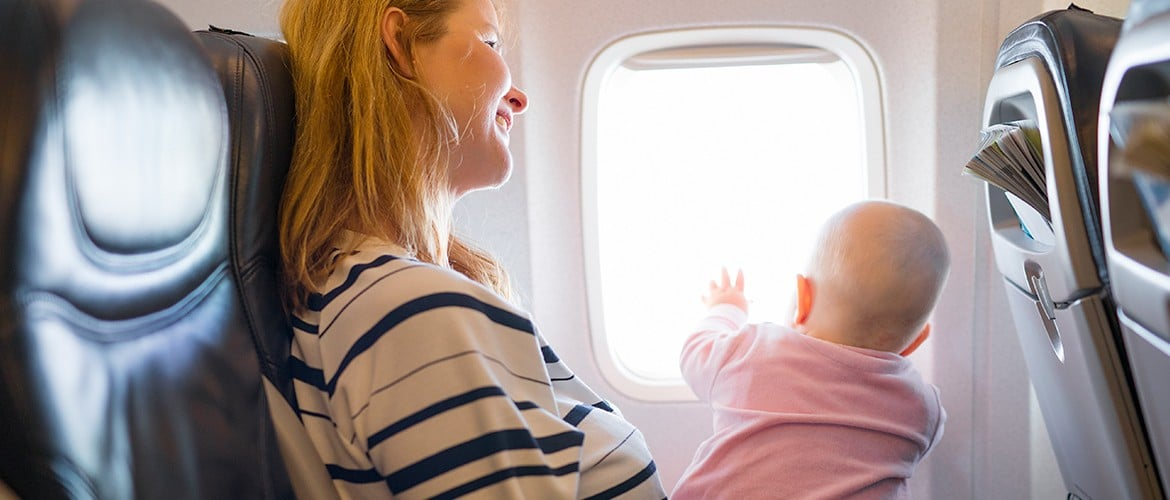 Your Child's First Flight