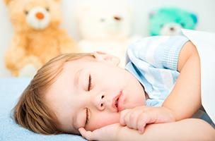 Comment favoriser le sommeil de l'enfant