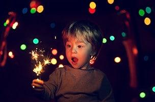 """""""Mama, das Feuerwerk macht mir Angst!"""""""