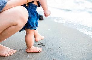 """""""Maman, j'ai peur de la mer!"""""""