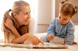 Wie Sie Ihrem Kind beim Sprechen lernen helfen können