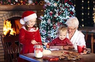 Noël = friandises. Comment éviter l'accumulation excessive de sucres ?