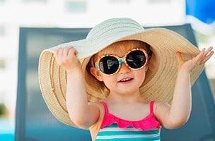 SOS Hitze: Wie man sich bei Hitzschlag verhält