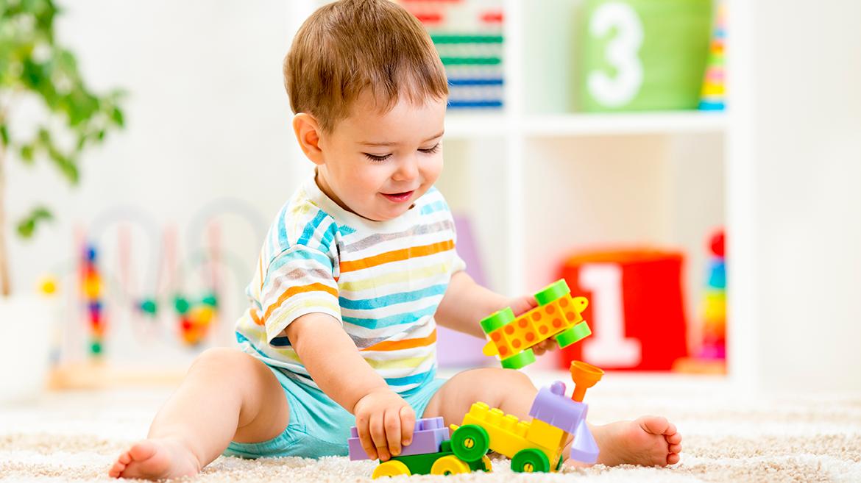 Spielverhalten Von Kindern