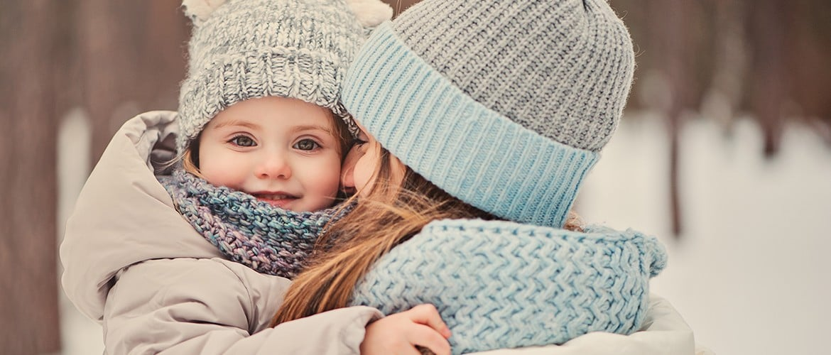 Dressed or over-dressed? How to dress your children properly in winter?